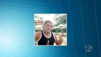 Homem é assassinado com tiro no pescoço no bairro Diamantino - Crime aconteceu na madrugada desta sexta-feira. Não se sabe o motivo que resultou na morte.