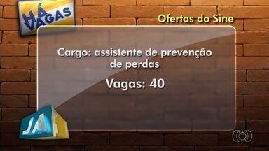 Veja vagas de emprego em Goiás - Entre as oportunidades há vagas para vendedores de loja.