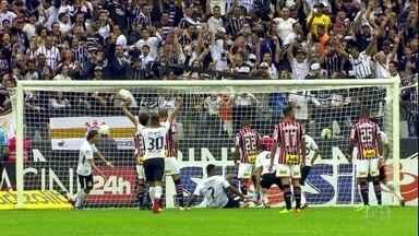 Empate no clássico faz Corinthians eliminar São Paulo e avançar à final do Paulista - Empate no clássico faz Corinthians eliminar São Paulo e avançar à final do Paulista