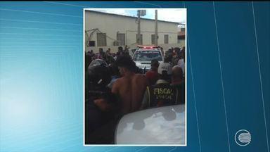 Dupla tenta assaltar posto em Picos e um foi morto em troca de tirs com a polícia - Dupla tenta assaltar posto em Picos e um foi morto em troca de tirs com a polícia