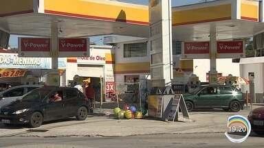 Quadrilha que roubava postos na região é presa - Prisão foi em São José.