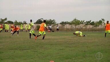Americano retoma os treinos e apresenta novos reforços para disputa da 'Série B' nesta 2ª - Assista a seguir.
