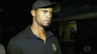 Supremo manda goleiro Bruno de volta à prisão - O Supremo Tribunal Federal determinou que o goleiro Bruno volte para a prisão enquanto aguarda o julgamento do recurso.