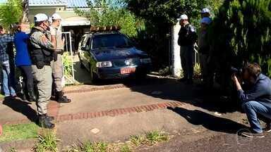 Polícia acredita que Belchior morreu de causa natural - Belchior morava há quatro anos em Santa Cruz do Sul, a 150 quilômetros de Porto Alegre. Há um ano e meio, ele e a mulher moravam nesta casa, cedida por um amigo.