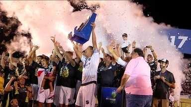 ABC é o campeão estadual do Rio Grande do Norte - Clube é o maior vencedor de estaduais do Brasil com 54 títulos