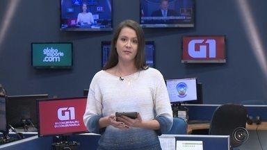 Mariana Bonora traz os destaques do G1 no TN1 - Saiba quais são os destaques do G1 Bauru e Marília (SP) nesta terça-feira (2), com Mariana Bonora.