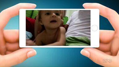 Telespectadores enviam vídeos para chamar o intervalo do Paraná TV - Envie seu vídeo também.