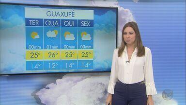 Confira a previsão do tempo para esta terça-feira (2) no Sul de Minas - Confira a previsão do tempo para esta terça-feira (2) no Sul de Minas