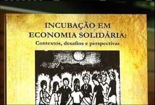 Lançamento do livro 'Incubação em economia solidária' - Saiba mais em g1.com.br/ce