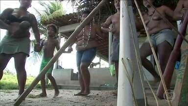 PF envia duas equipes para investigar disputa de terras no Maranhão - Os agentes da PF vão trabalhar junto com policiais civis e militares na investigação. Confronto entre índios e fazendeiros, no domingo (30), deixou índios feridos.