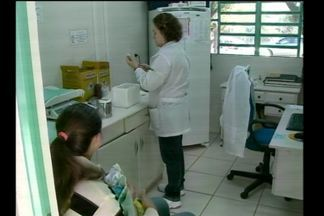 Vacinação contra a gripe aberta até dia 26/05 - Pode ser feita nos postos de saúde de toda a Região.