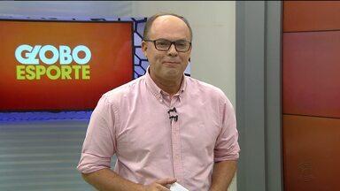 Assista à íntegra do Globo Esporte PB-CG de Terça-Feira (02.05.2017) - Veja quais os destaques.