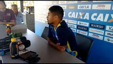 Marcinho fala sobre a oportunidade de disputar a final do interior com o Londrina - Marcinho fala sobre a oportunidade de disputar a final do interior com o Londrina