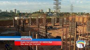 São José pode ter duas faculdades de medicina a partir de 2018 - Duas universidades particulares se preparam para oferecer o curso.
