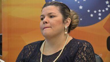 A OAB vai acompanhar o inquérito que apura a agressão sofrida por uma advogada - Veja mais em g1.com.br/ce