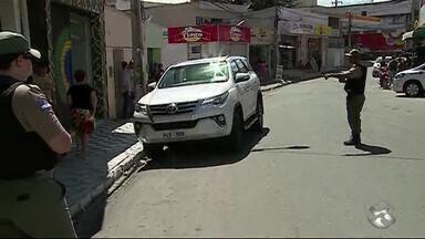 Divulgados os primeiros números da Operação Rone em Caruaru - Policiais militares e agentes da Destra estão nas ruas para tentar devolver segurança