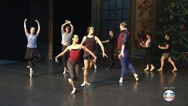 Companhia Russa de Balé apresenta Quebra Nozes em Belo Horizonte - Público poderá ver clássico do balé mundial na noite desta quinta-feira (4).