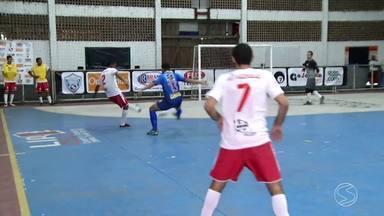 Barra Mansa sofre, mas vence Quatis pela Copa Rio Sul de Futsal - Com atuação impecável de Walace, time se classificou em primeiro no grupo A.
