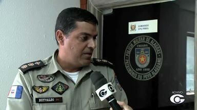 Operação policial cumpre mandados e ocupa o Benedito Bentes por tempo indeterminado - Mandados de busca e apreensão foram cumpridos. Quatro pessoas foram presas.