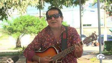 Cantor Edgard Lima lança novo CD em Olho d'Água das Flores - Evento acontece no sábado (6), no Clube Social.