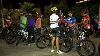 Ciclistas reclamam de falta de segurança nas ciclovias de Aracaju - Ciclistas reclamam de falta de segurança nas ciclovias de Aracaju.