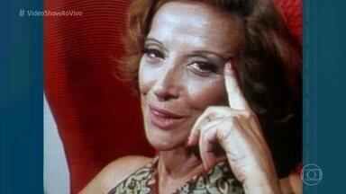 'Memória Nacional' homenageia Célia Biar - Miguel Fallabella relembra a carreira desta incrível atriz que conjugava elegância, inteligência e humor