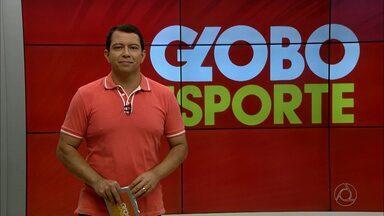 Confira na íntegra o Globo Esporte desta quinta-feira (04/05/2017) - Kako Marques traz as principais informações do esporte paraibano