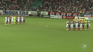 Dupla Ba-Vi fica no empate no primeiro jogo da final do Campeonato Baiano - Mais de dez mil ingressos estão vendidos para a última partida, que vai acontecer no próximo domingo (7), no Barradão.