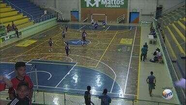 Veja os jogos desta quinta-feira (4) na Taça EPTV de Futsal Sul de Minas - Veja os jogos desta quinta-feira (4) na Taça EPTV de Futsal Sul de Minas