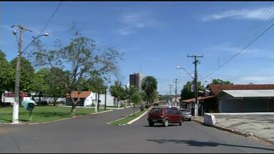 Parque de exposições em Araguaína começa a receber preparativos para Expoara - Parque de exposições em Araguaína começa a receber preparativos para Expoara