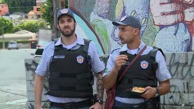 Polícia X Segurança