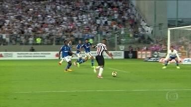 Confira gols de decisões de campeonatos estaduais pelo Brasil - Atlético-MG, Corinthians, Novo Hamburgo e Chapecoense foram campeões no final de semana.