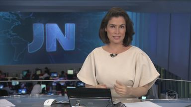 Jornal Nacional - Edição de sexta-feira, 12/05/2017 - No Brasil, ataque de hackers afeta TJ, MP e agências do INSS. Mônica diz que pagou cabeleireiro de Dilma mesmo após campanha. e mais as notícias do dia.