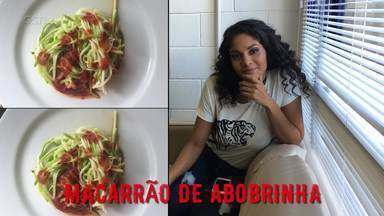 Barbara Reis - vídeo 6 - prato preferido - Barbara Reis - vídeo 6 - prato preferido