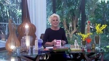 Mais Você - Programa de quarta-feira, 17/05/2017, na íntegra - Ana Maria Braga dá dicas para passar roupas sem dor de cabeça e prepara um brownie com beijinho de coco