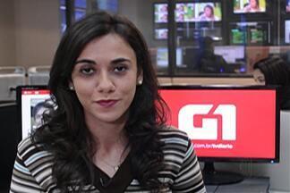 Confira o que é destaque no G1 nesta quarta-feira (17) - Portal traz vagas de emprego. Confira essa e outras notícias no g1.com.br/tvdiario.
