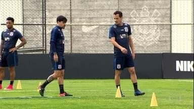 Corinthians aproveita semana de treinos para chegar bem na segunda rodada do Brasileiro - Corinthians aproveita semana de treinos para chegar bem na segunda rodada do Brasileiro