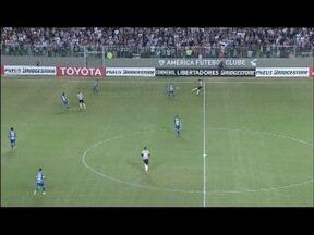 Vanessa Peixoto traz destaques da goleada do Atlético contra Godoy Cruz - Partida foi uma noite inspirada do Cazares.