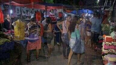 Cai a liminar que impedia retirada de feirantes da José Avelino - Prefeitura quer realizar obra de requalificação no local.