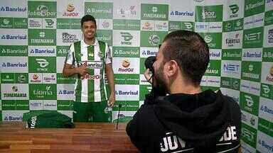 Juventude anuncia contratação de volante que jogou Gauchão pelo Veranópolis - Mateus Santana, 25 anos, marcou três gols em 12 jogos pelo VEC no estadual.