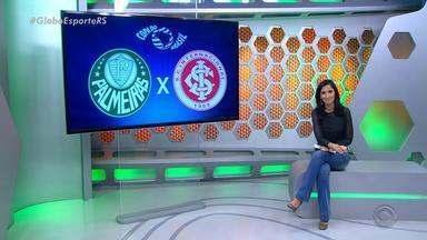 Globo Esporte RS - Bloco 2 - 17/05/2017 - Assista ao vídeo.