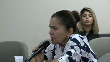 Justiça absolve ex-prefeita de Estrela de Alagoas Ângela Garrote - Ex-prefeita era acusada de assassinar um homem em Palmeira dos Índios.