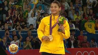 Londres 2012 - bronze e ouro - judô