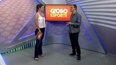 Confira o Globo Esporte Sergipe desta quarta-feira (17/05/2017) - Programa destaca a apresentação de Jussimar no Confiança.