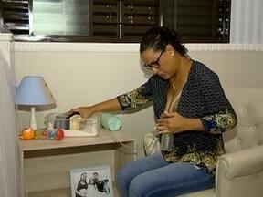 Campanha de incentivo à doação de leite humano é realizada em Prudente - Cidade realiza programação especial para sensibilizar a população.