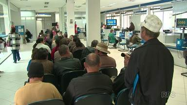 Agência do INSS em Guarapuava volta a atender - O local ficou fechado dois dias por causa do ataque de um hacker