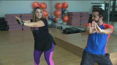 Pessoas treinam forte para perder peso para o São João em Campina Grande - É preciso ter cuidado para não exagerar na forma de perder peso.