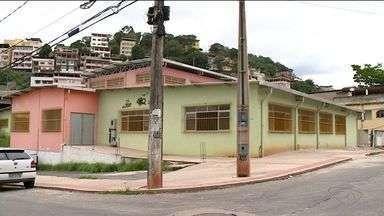 Restaurante Popular de Cachoeiro, ES, continua sem funcionar - Obra começou há seis anos, e tem gente que duvida que ele um dia vai funcionar.