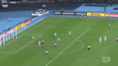 Confira os gols e os lances da Taça Libertadores - Time carioca do Botafogo venceu pelo o placar de um a zero a equipe do Atlético Nacional na noite de quinta-feira (18).