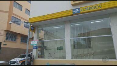 Agência dos Correios é assaltada em Pouso Alegre (MG) - Agência dos Correios é assaltada em Pouso Alegre (MG)